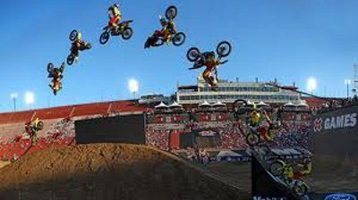 Travis Pastrana no X Games