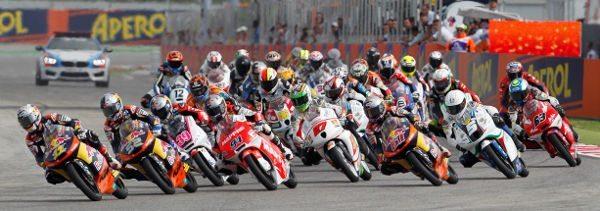 Já imaginou uma etapa da MotoGP completa por aqui, com Moto3, Moto2 e a principal?