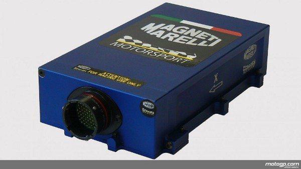 A Magneti Marelli vai dar a todos os participantes da categoria rainha do MotoGP™ a opção de utilizarem o Sistema de Controlo Electrónico da marca italiana nas suas máquinas a partir de 2013.