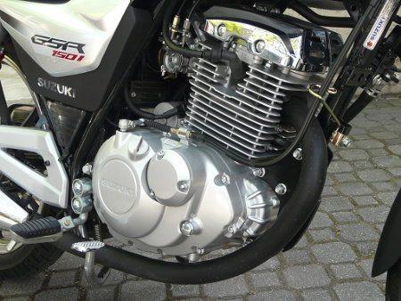 Sem vibrações e econômico, o motor poderia ser um pouco mais forte
