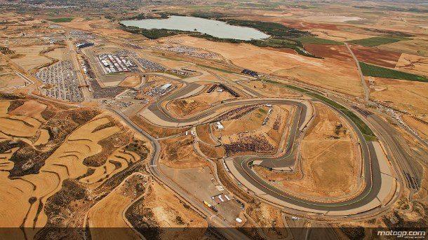 A Yamaha Factory Racing, a Repsol Honda Team e a LCR Honda MotoGP vão para Aragão para levarem a cabo, a partir de amanhã, dois dias de testes privados onde as equipas vão também avaliar os novos pneus da Bridgestone.