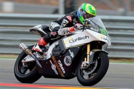 Em 2013 Granado irá competir na categoria MOTO 3 (250cc), pela equipe Aspar Team