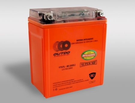 Nova bateria à base de gel