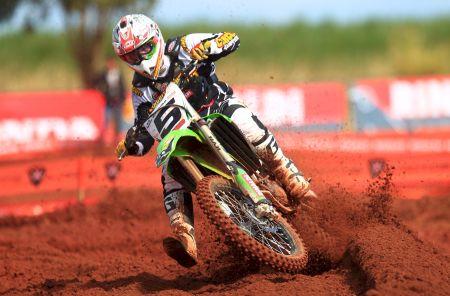 Ratinho é campeão da MX Open na Copa SP de Motocross