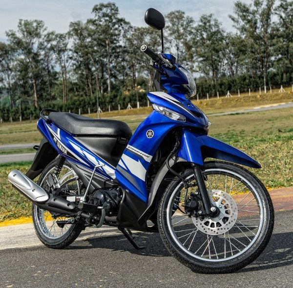 Crypton Racing Blue