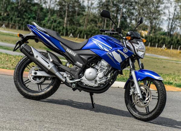 Fazer Racing Blue