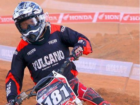 Kurt Rudolf é presença confirmada na 2ª etapa do Goiano de MX