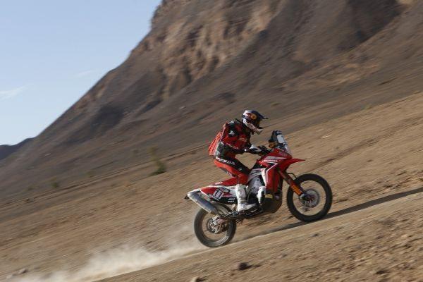 Zanol: Erro de navegação colocou a perder todo o progresso obtido nas últimas duas etapas do Rally do Marrocos