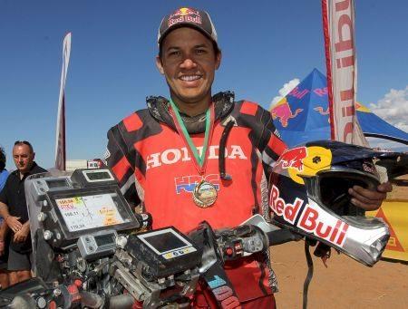 Zanol, piloto da Team HRC termina o Rally do Marrocos em sétimo lugar