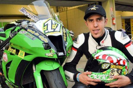 Danilo Lewis, mais um jovem talento da motovelocidade confirmado no Moto 1000 GP