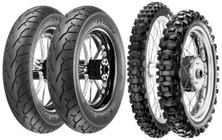 Há décadas que a Pirelli supre o mercado nacional com pneus para motocicletas, com alta qualidade