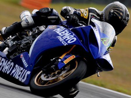 Wesley Gutierrez larga na primeira fila do R1 GP1000 amanhã em Brasília