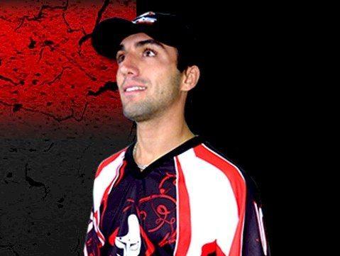 Rafael Zanni recupera-se de acidente sofrido no Arena Cross