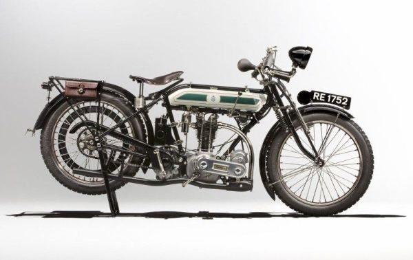 Triumph Ricardo (1923)