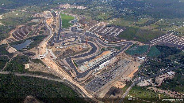 O Circuit of The Americas anunciou hoje que o mais prestigiado Campeonato do Mundo de motociclismo, o MotoGP™, fará parte do seu calendário de competições na próxima Primavera, entre os dias 19 a 21 de Abril de 2013, no circuito de Grandes Prémios construído de propósito para o evento.