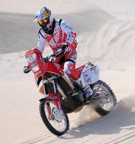 Zanol busca experiência e conhecimento da moto para chegar no Dacar mais preparado