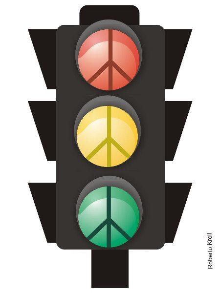 Paz no trânsito