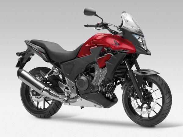 CB500X a versão Esporte Aventura da nova família da Honda