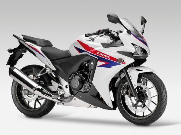 Novas honda CB500 - A nova gama 500cc da Honda! CBR500R