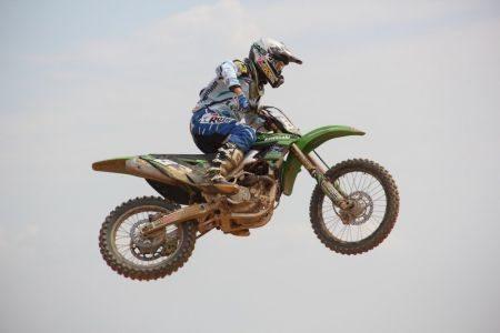 Espírito Santo do Pinhal recebe a Copa São Paulo de Motocross