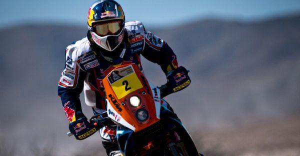 Cyril Després já venceu o Dakar em quatro edições