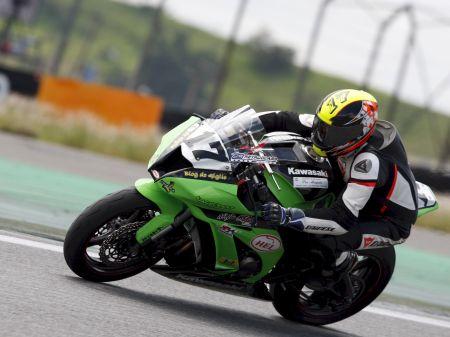 Danilo Lewis, campeão paranaense de motovelocidade