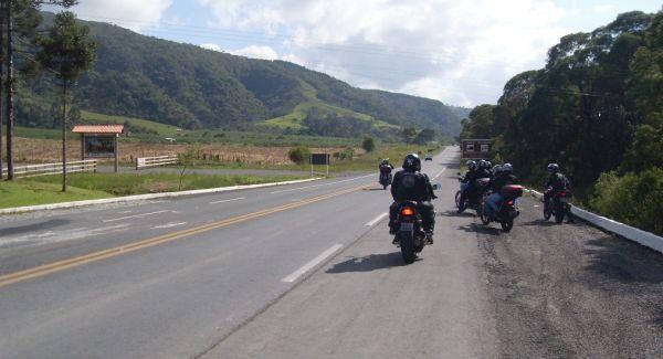 Mesmo não sendo pedagiadas, as estradas da região encontram-se bem conservadas