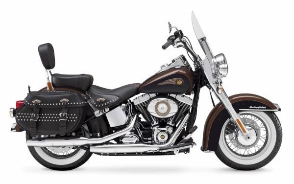 Heritage Softail® Classic 110th Anniversary Edition