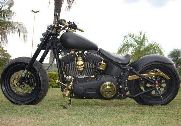 Polícia desmonta esquema de furto e adulteração de Harley-Davidson