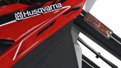 Huskvarna vem agora sob comando da BMW Motorrad
