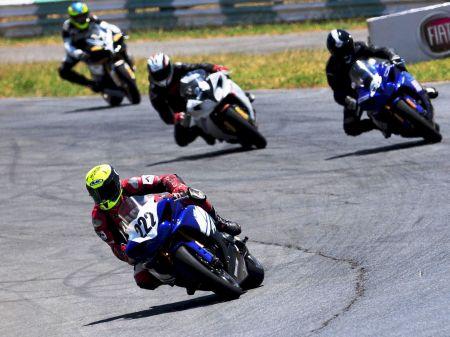 Show de velocidade em Nova Santa Rita (RS)
