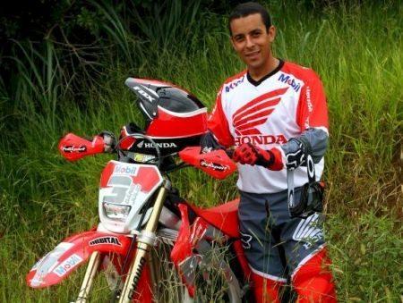 Dário Júlio é tricampeão brasileiro de Rally Cross Country