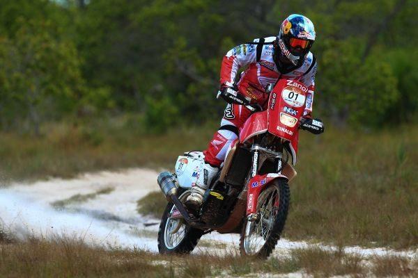 Felipe Zanol é o atual campeão do Rally dos Sertões