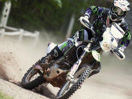 Ramon Sacilotti vai de KX 450F