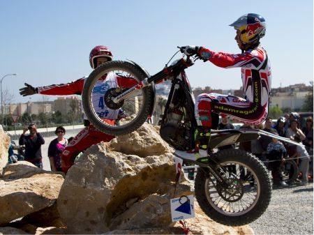 O espanhol Adam Raga, heptacampeão de trial, é presença confirmada no Red Bull Cross Choice