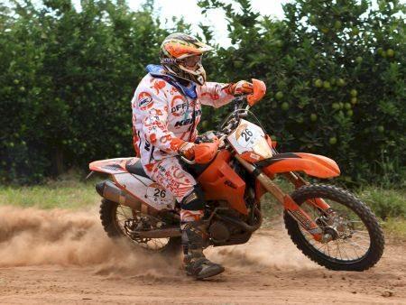 Motos, quadriciclos e UTVs fazem a prova válida pelo Rally Brasileiro de Baja