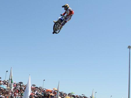 Jorge Negretti, dez vezes campeão brasileiro de Motocross