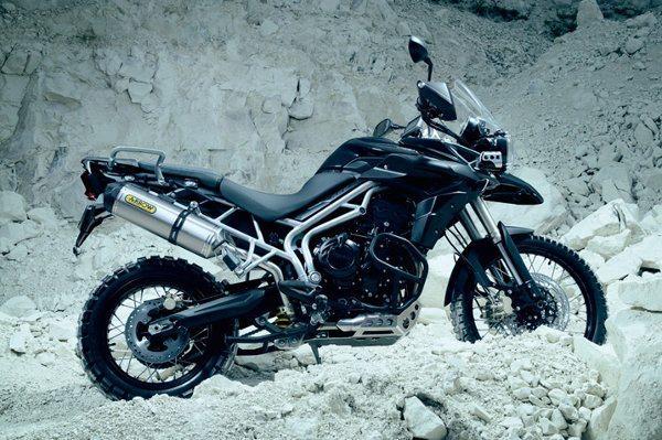 Tiger 800 XC: concorrência forte no segmento big trail é muito boa para o consumidor