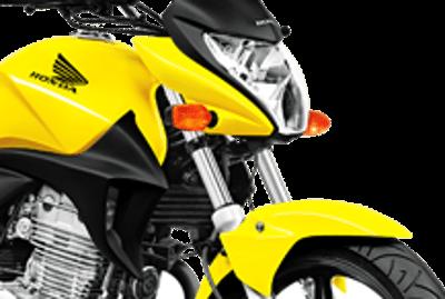 Honda CB 300 - Depois da Twister, ficou reestilizada e melhorada, com aumento de cilindrada, injeção eletrônica e desenho atual