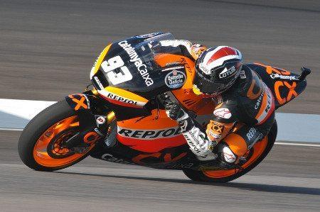 Marc Marquez: promessa para 2013 na MotoGP