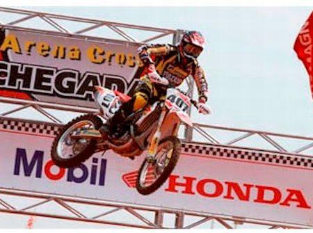 Adam Chatfield tem tudo para ser campeão da MX Pró no Arena Cross