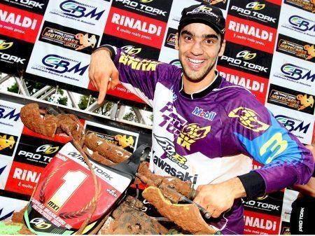 Antonio Jorge Balbi Júnior representará o Brasil no AMA Supercross, principal campeonato da modalidade no mundo