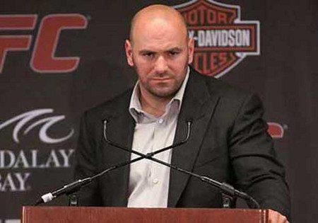Dana White, presidente do UFC: Harley-Davidson não é para andar no trânsito do Brasil