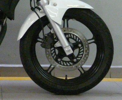 ABS em motos pode reduzir em 25% os acidentes