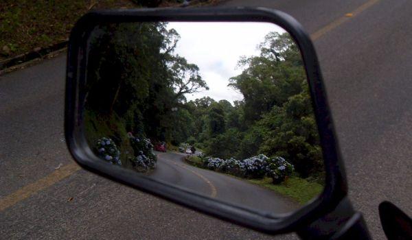 A paisagem fica, mas a imagem e o prazer são gravados na mente e no coração