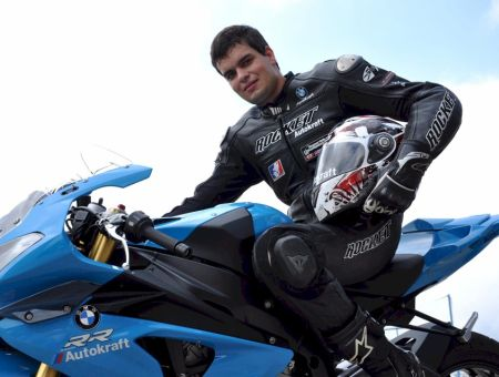 Helder Shad, piloto de motovelocidade, vai se aventurar no enduro