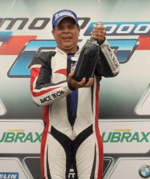 . . . e Alberto Braga é o campeão da GP Máster