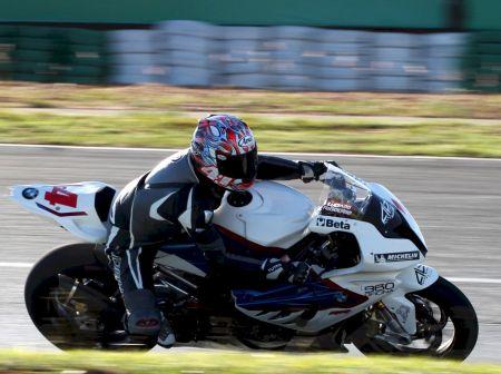 Luciano Ribodino chegou ao fim de todas as etapas e lidera a classificação da GP 1000