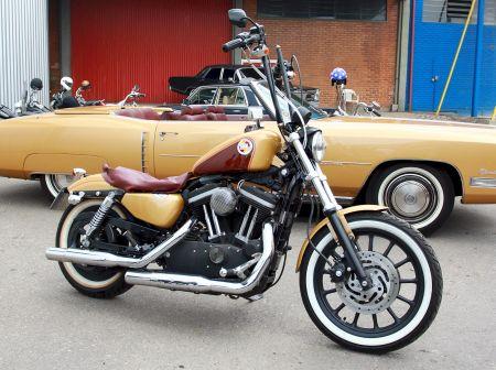 Nova oficina de customização de Harleys em São Paulo