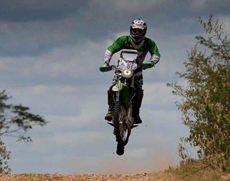 Ramon Sacilotti, campeão brasileiro de Rally Baja 2012